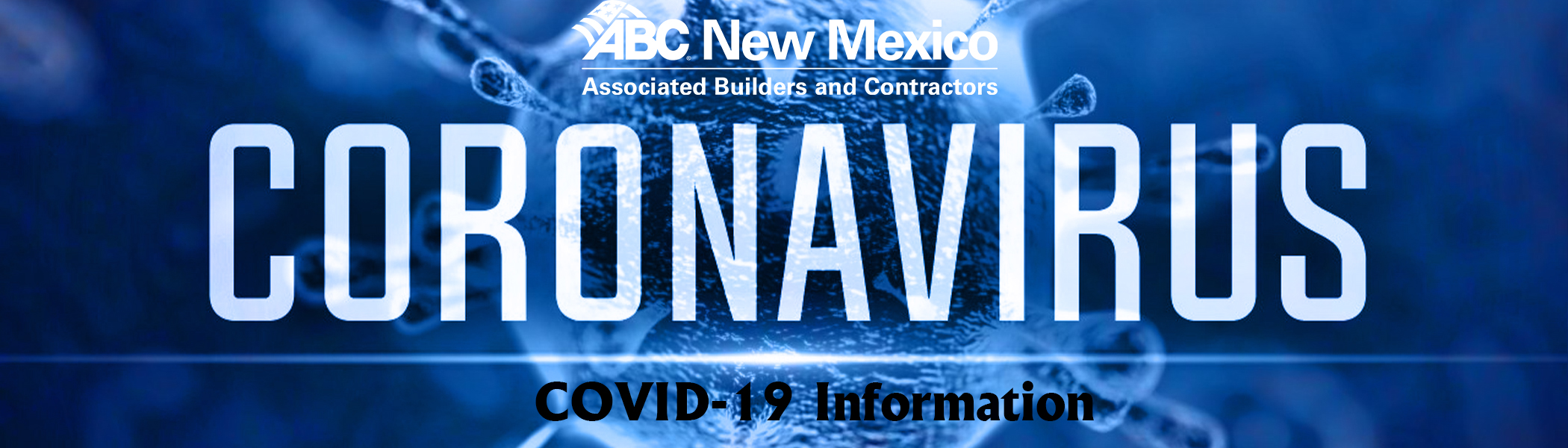 COVID Information Banner2
